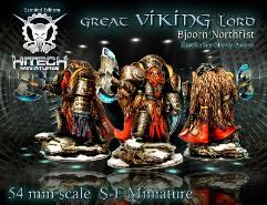 Great Viking Lord - Bjoorn Northfist (Limited Edition)
