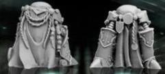 Archangels - Heavy Armored Legs B