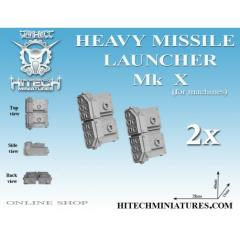 Heavy Missile Launcher MK X