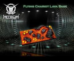 47x100mm Flying Chariot Base - Lava