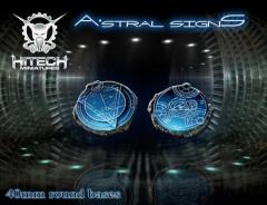 40mm Round Bases - Astral Signs (2)