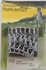 British Horse Artillerymen