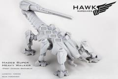 Hades Super-Heavy Walker