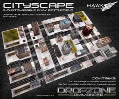 Cityscape Terrain Pack