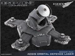 Aegis Orbital Defense Laser Scenery Pack