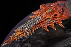 Diamond/Platinum Battleship - Shaltari Tribes