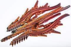 Ruby/Sapphire Battlecruiser - Shaltari Tribes