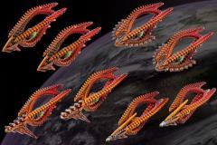 Frigate Box - Shaltari Tribes