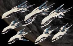Starter Fleet - Post-Human Republic