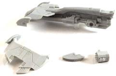 Eagle Heavy Gunship #1