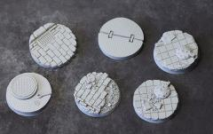 40mm Round Base - Urban