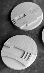 50mm Round Base - Sci-Fi #1
