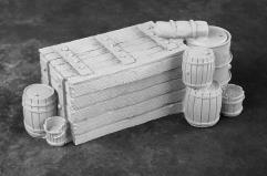 Barrel & Crates