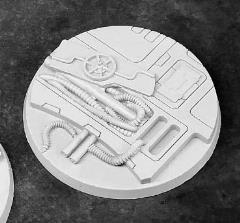 60mm Round Base - Sci-Fi #2
