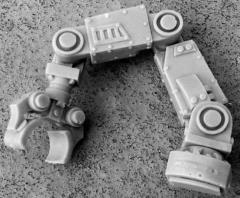 Mechanical Loder & Gun Shell