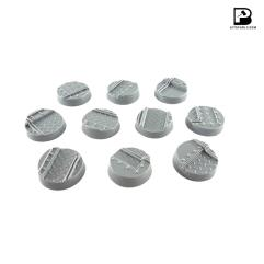 25mm Round Industrial Bases