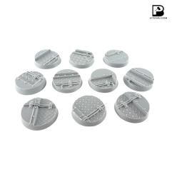 32mm Round Industrial Bases