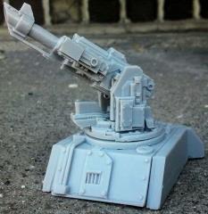 Dedalus Laser Cannon