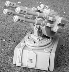 Hoplite Twin Flak Cannon