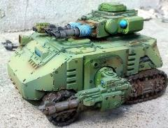 Bathory Battle Tank - Laserdealer
