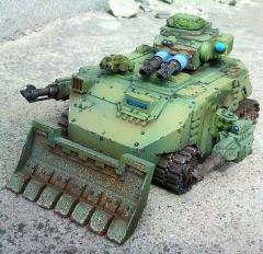 Bathory Battle Tank - Linebreaker