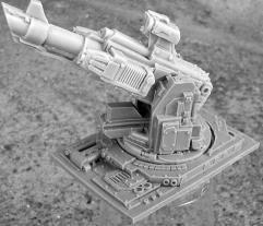 Las-Plasma Cannon
