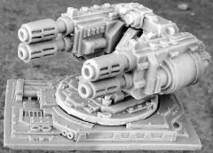 Twin Thermic Cannon