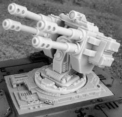Twin Flak Cannon