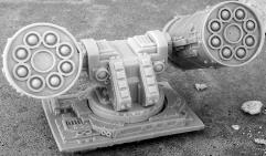 Torquemada Missile Launcher