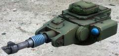 Heavy Laser Cannon Tank Turret