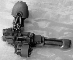 Nemezis Bionic Cannon