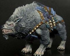 storm wolf alpha bitspudlo cyber wolves mini 28mm noble knight games