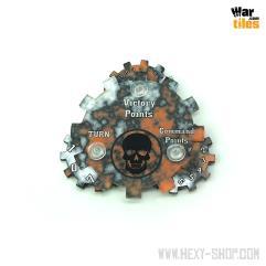 Universal Battle Tracker - Rusty Skull
