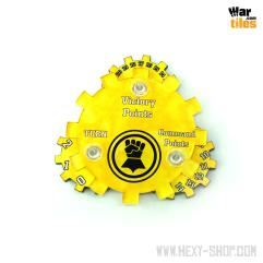 Warhammer Battle Tracker - Golden Fists