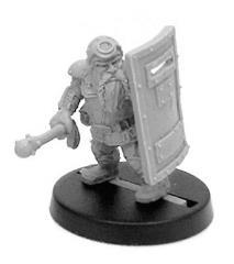 Shield Warrior #2