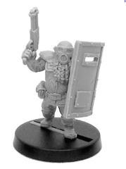 Shield Warrior #3