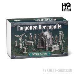 Forgotten Necropolis - Diorama Resin Kit