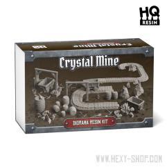 Crystal Mine - Diorama Resin Kit