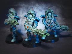Krog-Araneo Infantry