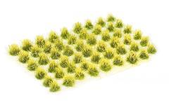 6mm Tuft - Yellow Flowers