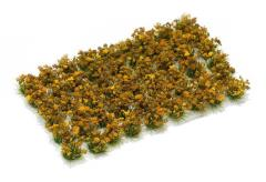 6mm Tuft - Leafy Green Flowers