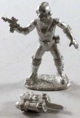 Commander Mudpie #1