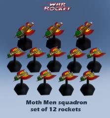 Moth Men Squadrons