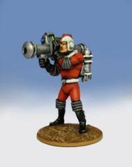 Galacteer Trooper - Firing w/Atomic Bazooka