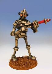 Robot Legionnaire - Advancing