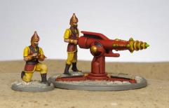 Electro Cannon w/Crew