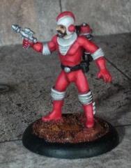 Commander Mudpie