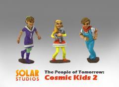 Cosmic Kids #2