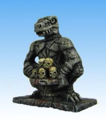 Saurian Idol