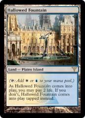 Hallowed Fountain (R)